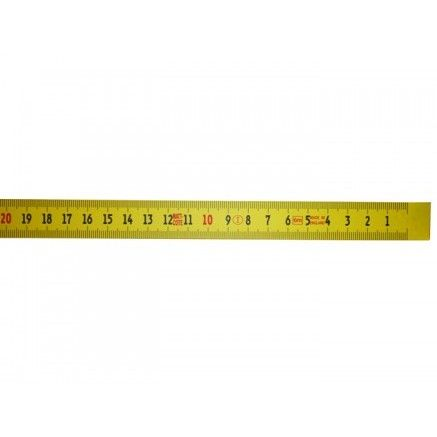 FlipStop Measure 6m RIGHT to LEFT Metric Only
