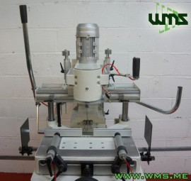 WMS Copy Router with Triple Drill