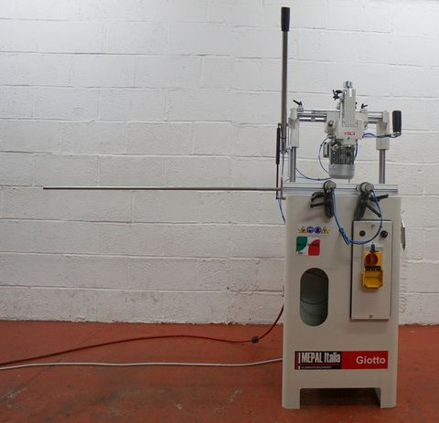 Mepal Giotto Single Head Router