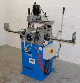 Pertici FC 106 Copy Router Triple Drill